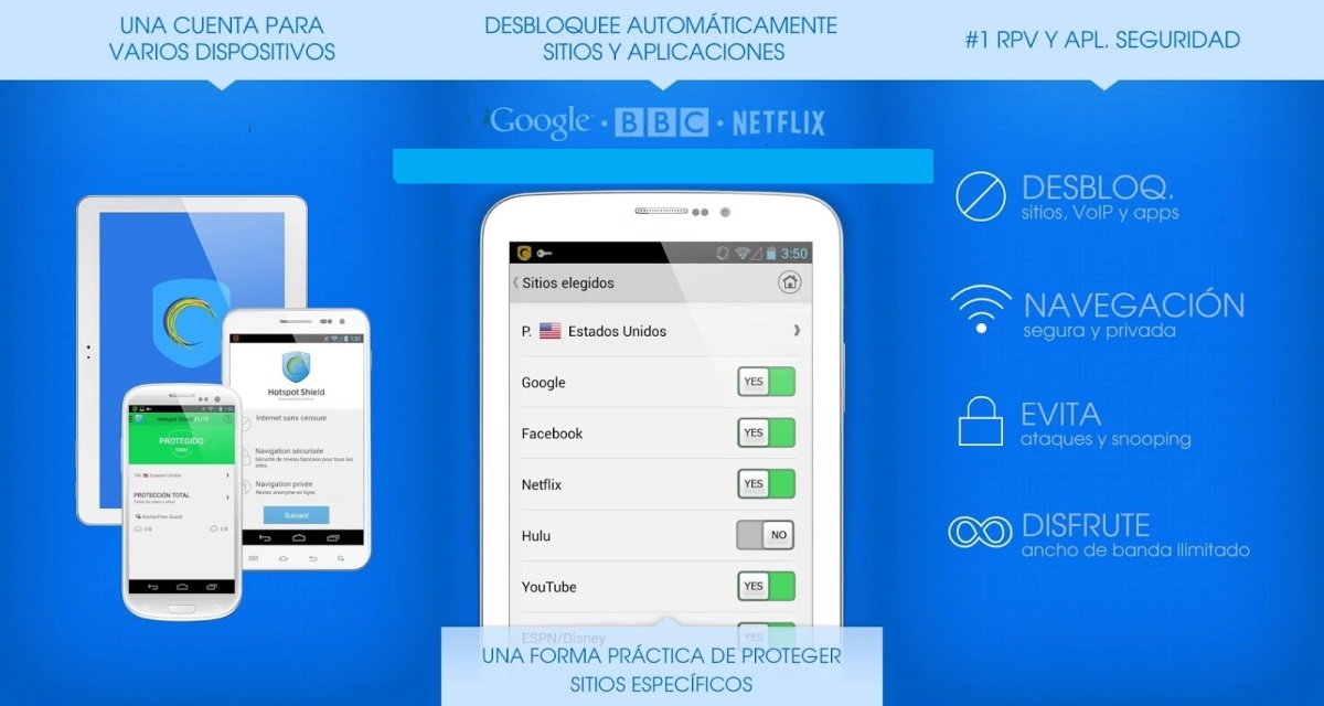 media proxy for android apk